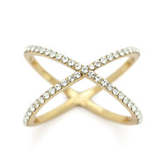 Sparkle Allure Womens Crystal