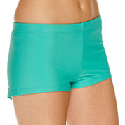Aqua Couture Wine Halterkini or Solid Swim Skirt