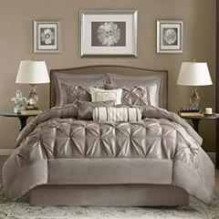 Madison Park Vivian 7-pc. Comforter Set + BONUS Euro Shams
