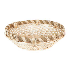 Household Essentials® Rope And Willow Basket