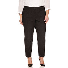 Liz Claiborne Ankle Pants Plus