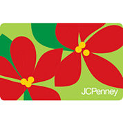 Poinsettias Gift Card