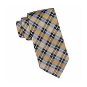 Stafford® Max Plaid Silk Tie