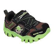 Star Wars™ Skechers Yoda™ Street Lightz Boys Athletic Shoe - Toddler