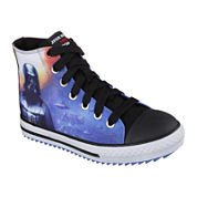 Star Wars™ Skechers Jagged Darth Vader™ Boys High-Tops Shoes - Little Kids