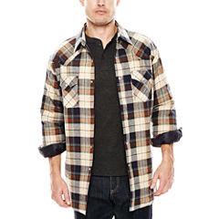Ely Cattleman® Flannel Shirt Jacket