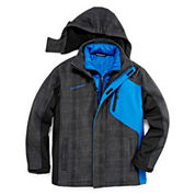 Weatherproof Systems 3-in-1 Jacket - Preschool Boys 4-7