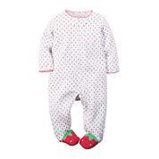 Carter's® Strawberry Sleep & Play - Baby Girls newborn-9m
