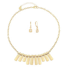 Monet Jewelry Womens 2-pc. Jewelry Set