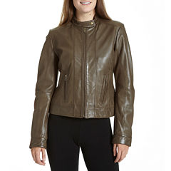 Excelled Classic Leather Jacket