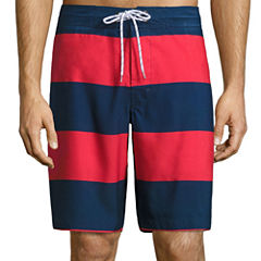 St. John's Bay Stripe Trunks