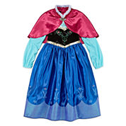 Disney Girls Frozen Dress Up Costume-Big Kid