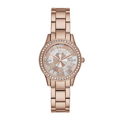 Relic® Womens Rose Mos Zr12174 Bracelet Watch
