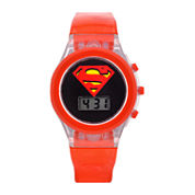 Boys Red Strap Watch-Sup4251jc