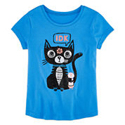 Arizona Graphic T-Shirt-Big Kid Girls