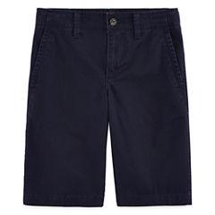 Arizona Chino Shorts Boys 8-20 and Slim