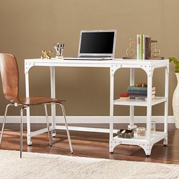 Modern Life Furniture Industrial Writing Desk