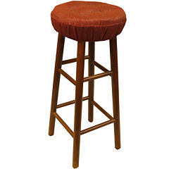 Klear Vu Embrace Gripper® Set of 2 Delightfill® 4-Tack Barstool Covers