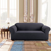 SURE FIT® Simple Stretch Subway Tile 1-pc. Sofa Slipcover