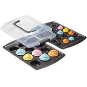 Wilton® 3-pc. Covered Cupcake Set