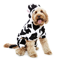 Cow Long Sleeve One Piece Pajama