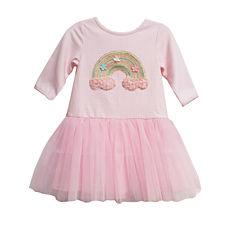Marmellata Sleeveless Tutu Dress - Toddler Girls