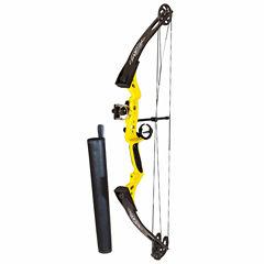 Darton Ranger X Youth Compound-Yellow-15-50lb-LH Pkg