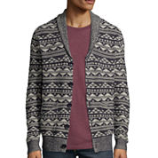Arizona Long-Sleeve Aztec Cardigan Sweater