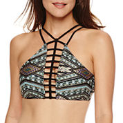 Ibiza Solid Bra Swimsuit Top