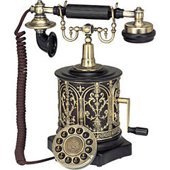 Paramount Biscuit Barrel 1893 Reproduction Phone