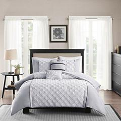 Madison Park Michelle 5-pc. Comforter Set