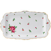 Royal Albert® White Vintage Sandwich Tray
