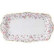 Royal Albert® Rose Confetti Vintage Sandwich Tray