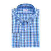 IZOD® Aqua Check Dress Shirt - Big & Tall