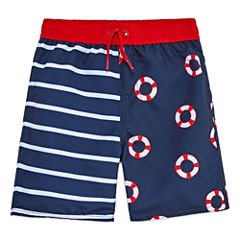 Arizona Boys Buoy Swim Trunks-Toddler