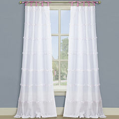 Isabelle Tie-Top Curtain Panel