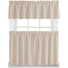 Hopscotch Kitchen Curtains