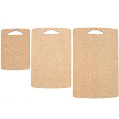 Epicurean® 3-pc. Natural Cutting Board Set