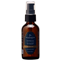 Marrakesh Imoerial Beard Oil Mannish Scent - 2 oz.