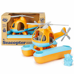 Green Toys Seacopter Orange Dress Up Accessory