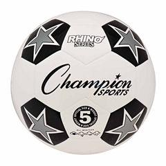 Champion Sports Rhino Series 3 Soccer Ball