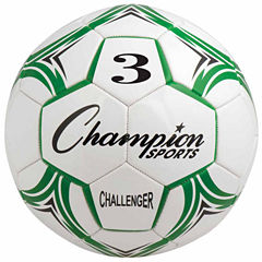Champion Sports Challenger 3 Soccer Ball