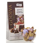 Godiva Assorted Dessert Truffles