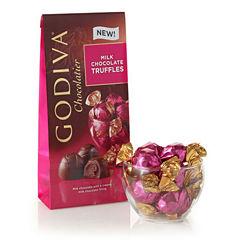 Godiva Milk Chocolate Truffles
