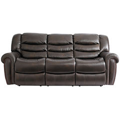 Bassett® Yale Motion Sofa with Power