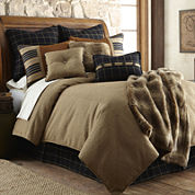 HiEnd Accents Ashbury Comforter Set & Accessories