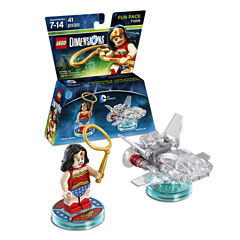 Lego Dims Dc Wonder Woman Fp Gaming Accessory