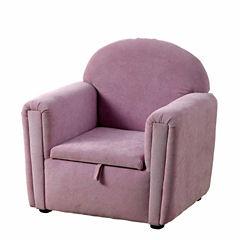 Seacrest Kids Fabric Club Chair