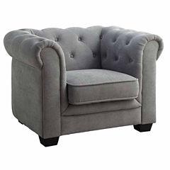 Regina Kids Fabric Club Chair