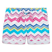 Okie Dokie Girls Pull-On Shorts